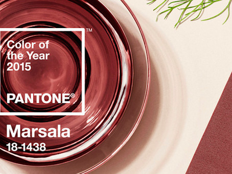 Pantone's 2015 Color of the Year is Positively Delicious