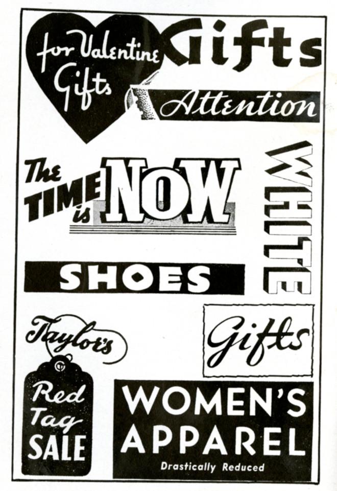 Ad labels