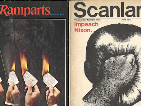 Rebels With Cause: Two Hellraising Magazines of the 1960s & '70s