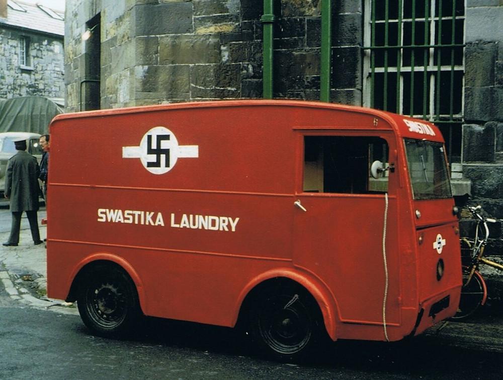 Swastika laundry