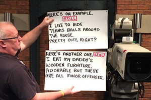 House of (Cue) Cards: Wally Feresten & Saturday Night Live