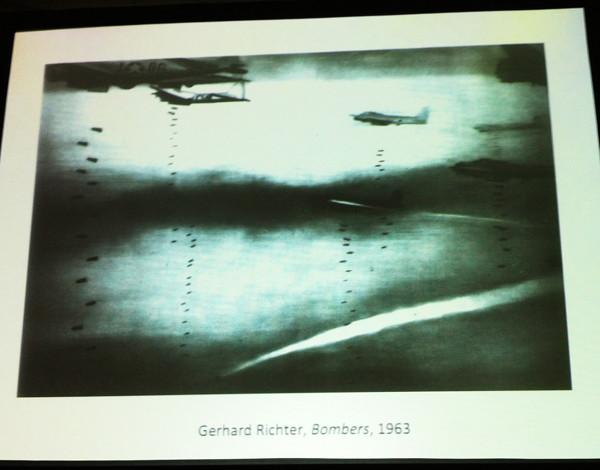 Gerhard Richter, Bombers,1963