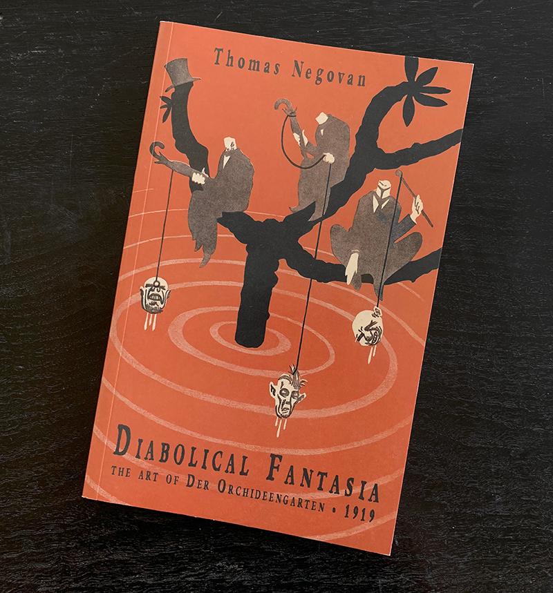 Diabolical Fantasia Thomas Negovan