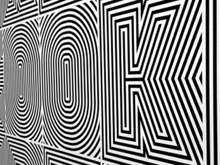 01/29/2014: Typographic mural