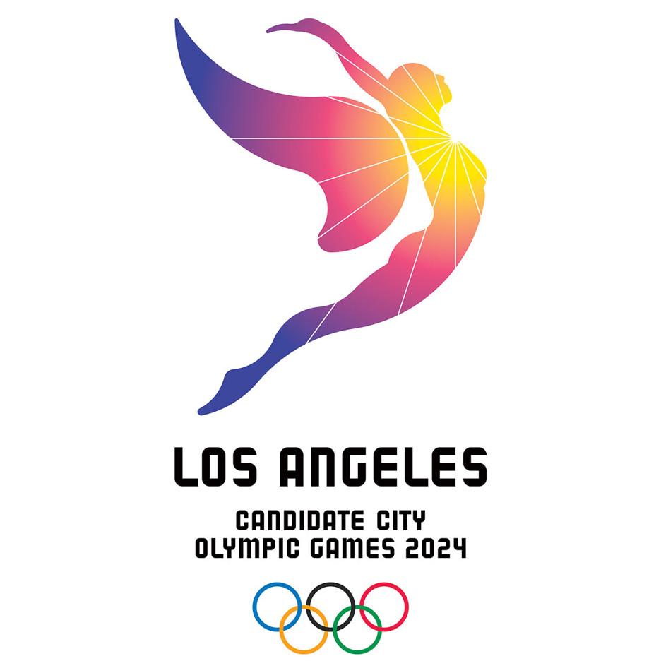 Los Angeles Bid Logo for 2024 Summer Olympics