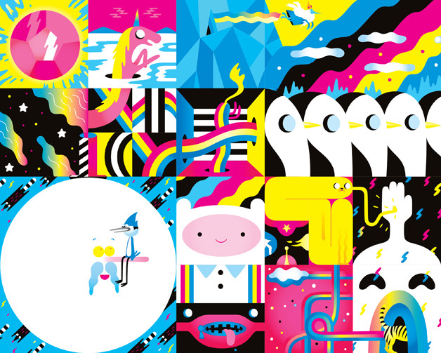 CARTOON NETWORK 2015 keyartJacob-Escobedo
