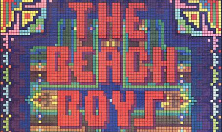 Five Decades of Beach Boys Album Art
