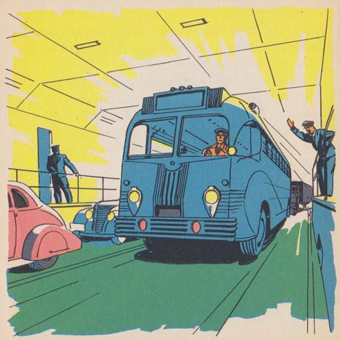 Bus driver 10
