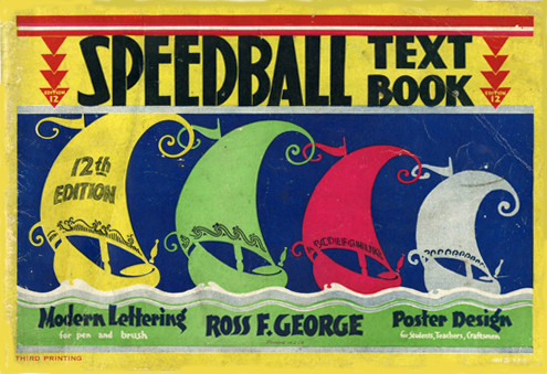 Speedball Text Book 12th Edition