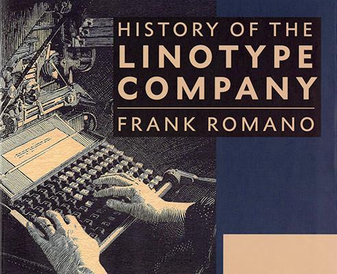 History of the Linotype company