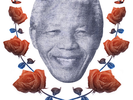 Mandela Mandalas (and Other Garth Walker Artifacts from South Africa)