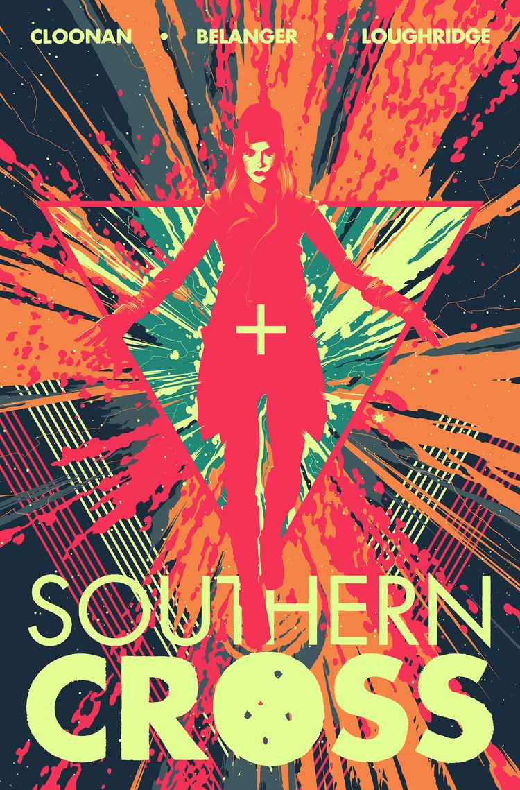 Matt Taylor cover for Image Comics' 'Southern Cross'
