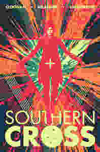 Matt Taylor cover for Image Comics' 'Southern Cross'