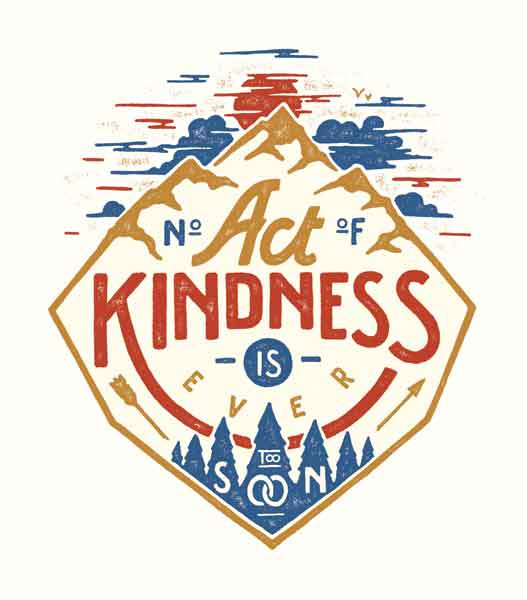 """Act of Kindness"""