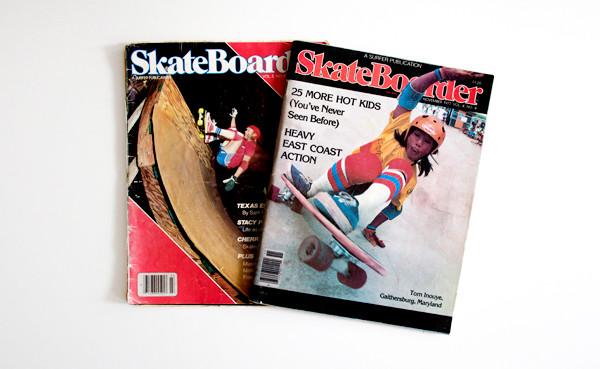 SkateBoarder Magazine