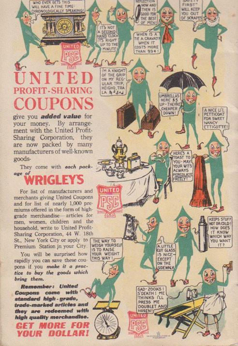 wrigleys 22