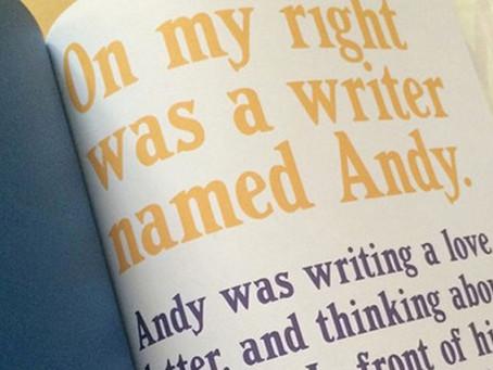 Chank Diesel's Typographic Travels