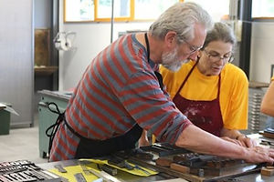 Alan Kitching & Legacy of Letters: Letterpress Printing at the Tipoteca