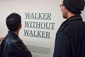 Wider White Space, Walker Without Walker (Part 2)