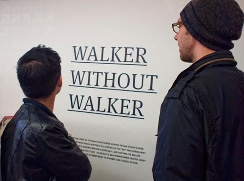 The Walker Art Institute - Walker Without Walker