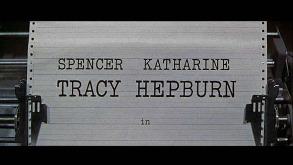 Spencer Katharine Tracy Hepburn
