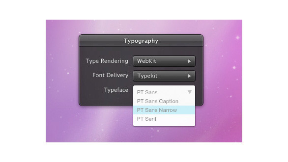 Typography for the Web