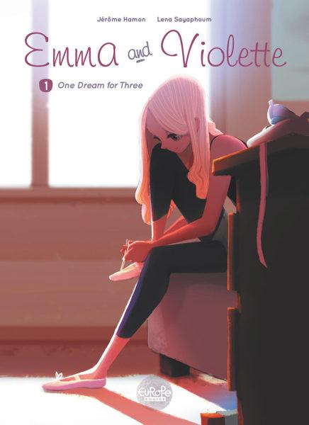graphic novels for teens: emma and violette