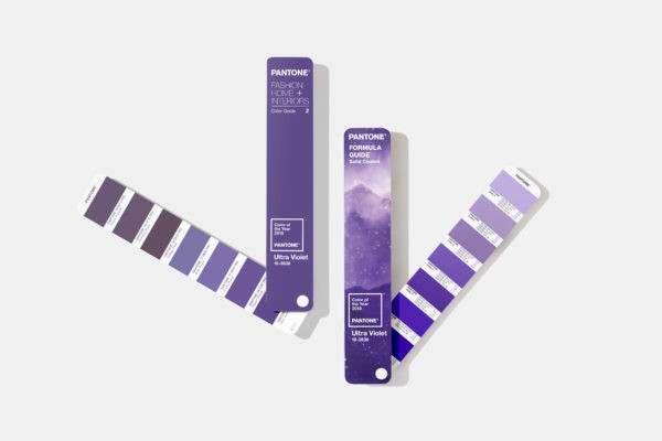 Pantone 2018 Color of the Year guides for designers