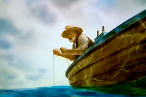 Lunch Break Video: Old Man and the Sea.