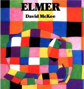 Elmer by David McKee, $11.69