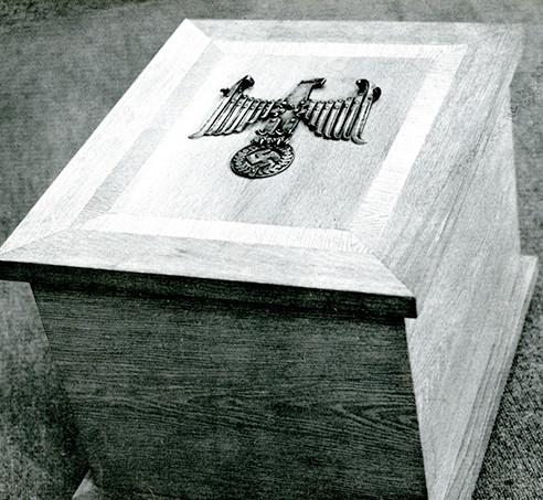 Hitler's Nazi manifesto Mein Kampf