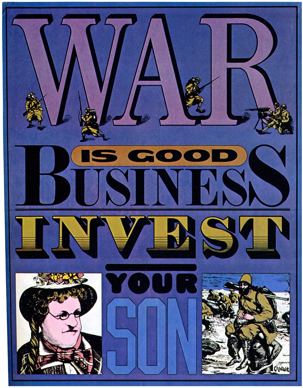 Chwast-War Business