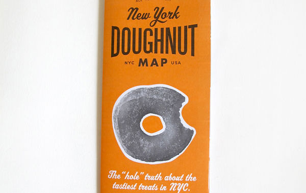 Holes in the City: A Doughnut Map for New York