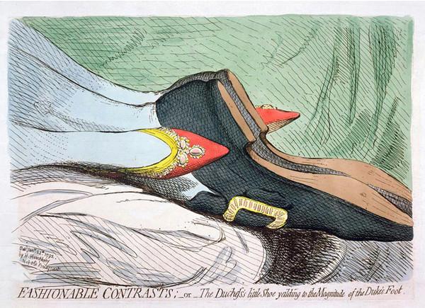 James Gillray, 1792