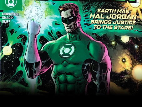 The Green Lantern Returns