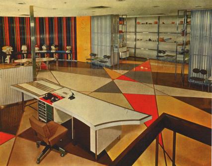 industrial designer Paul László