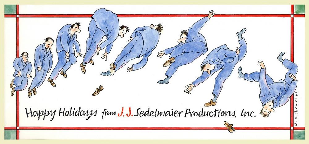 J.J. Sedelmaier productions ,inc.
