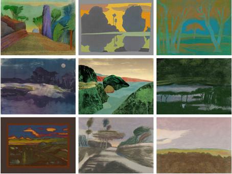 Landscapes by Glaser