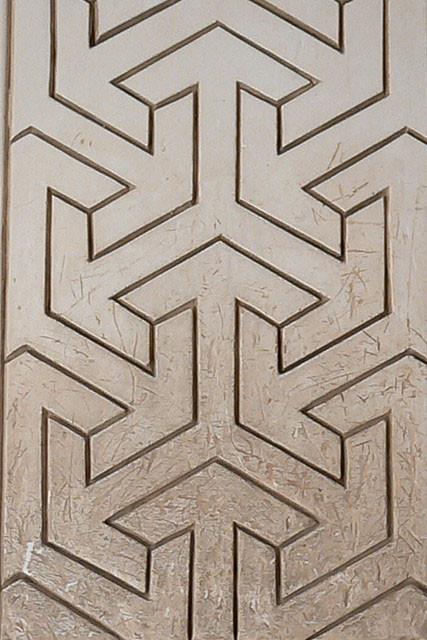 Alhambra Pattern 4 by Roberto Venturini: http://www.flickr.com/photos/robven/3141310049/