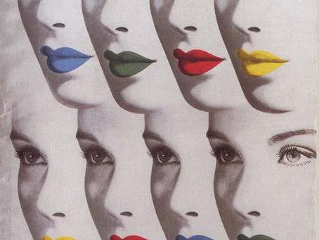 Andy Warhol's Attraction to Herbert Bayer's Lips