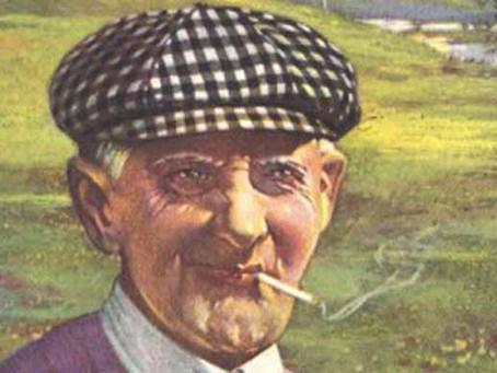 Smoking's Poster Boy 1900