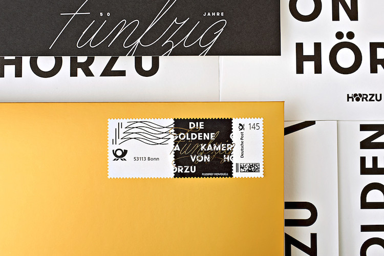 golden camera brand identity2