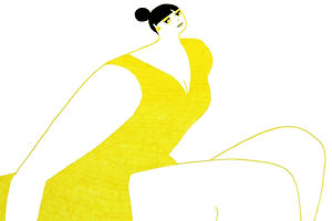 The Amazing Illustrations of Atieh Sohrabi: A Woman Who Draws