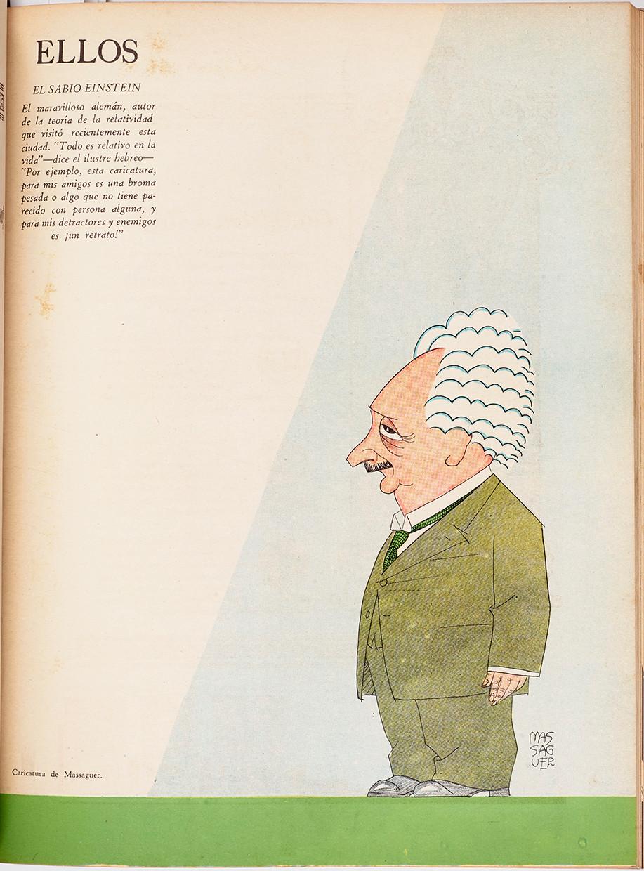 Ellos: El Sabio Einstein
