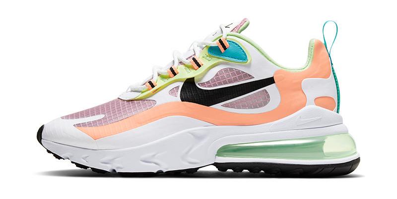 Nike's Vibrant Pack side