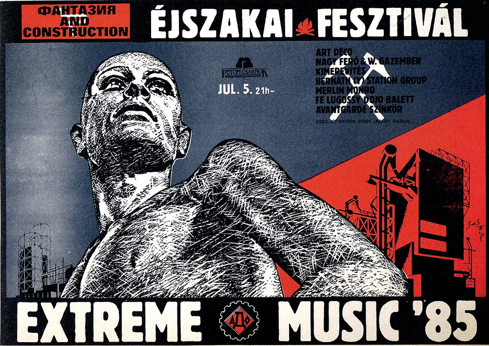 Extreme music '85