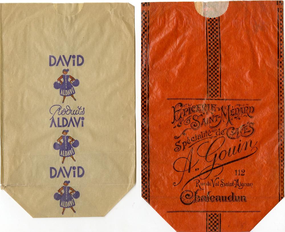 David, Aldvai, David