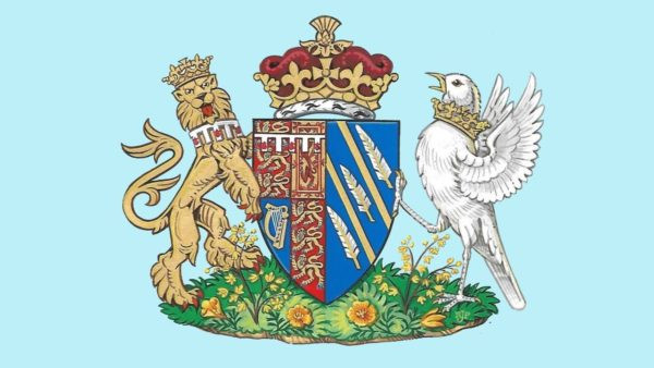 Meghan Markle coat of arms 1