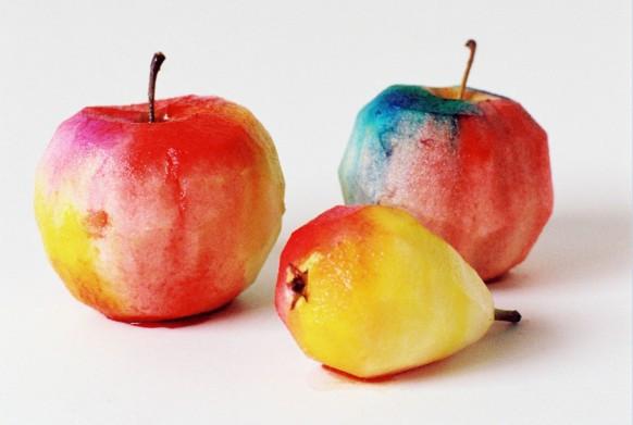 Domínguez - Watercolour Fruits