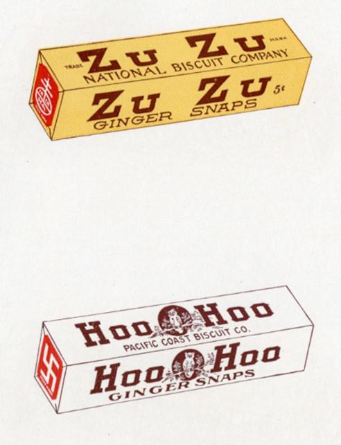Nabisco zu zu - vs. hoo hoo